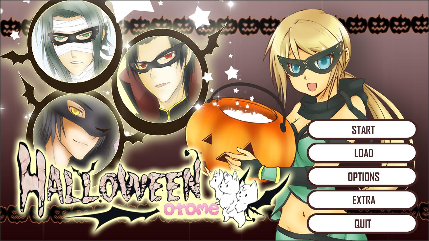 Halloween Otome Title
